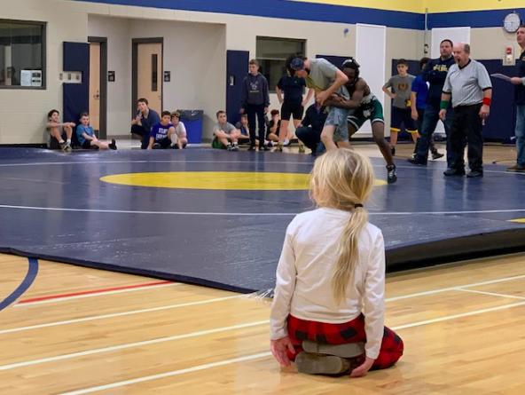 Wrestling for Kids