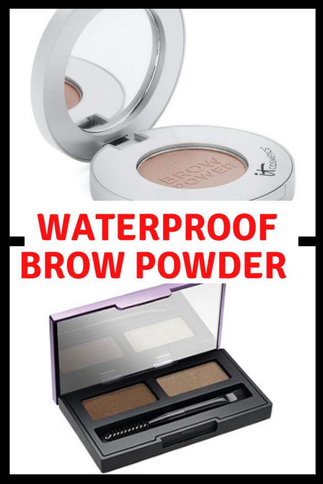 Waterproof Brow Powder