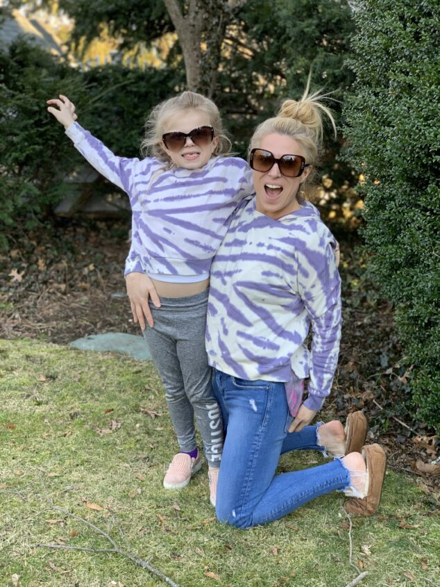 Matching Clothes for Moms and Daughters