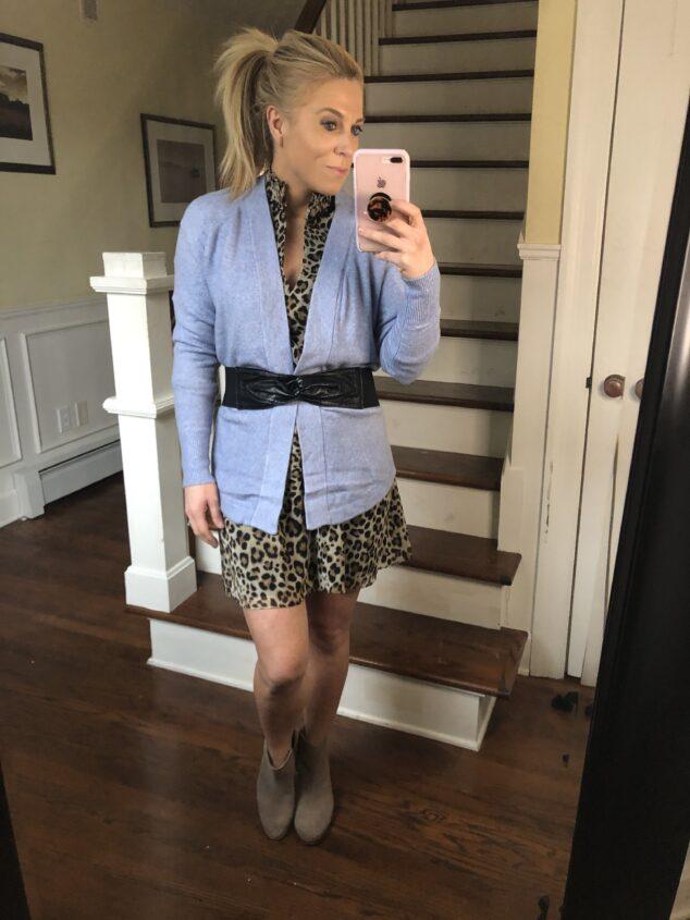 Leopard Print Dress - 5 Ways to Style