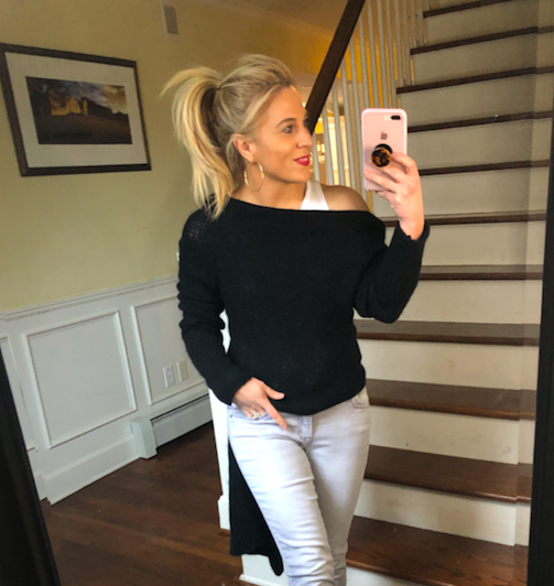 Womens Sweater Wrap