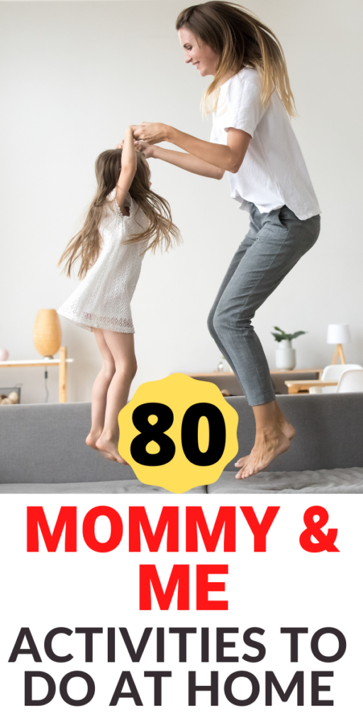 Mommy and Me Activities