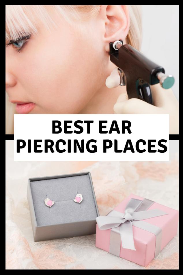 Best Ear Piercing Places