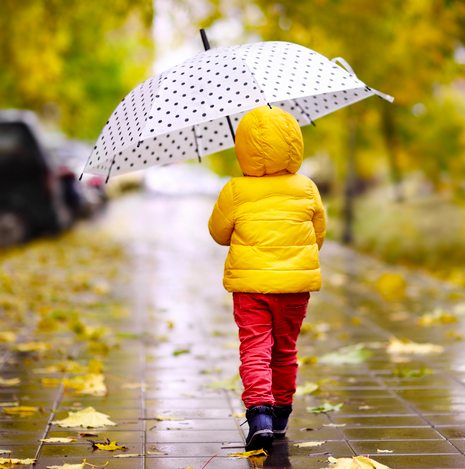 What to do a rainy day