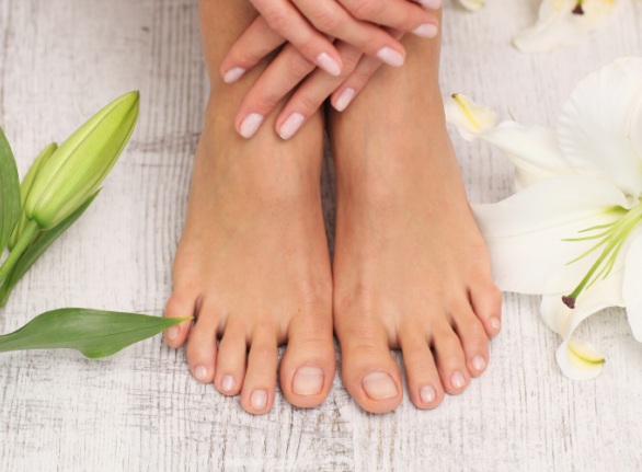 Pedicure Products for At Home Pedicures