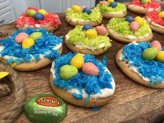 Easter Inspired Desserts from Hersheys