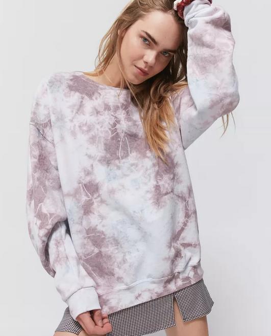 Urban Outfitters Tie Dye Sweatshirt