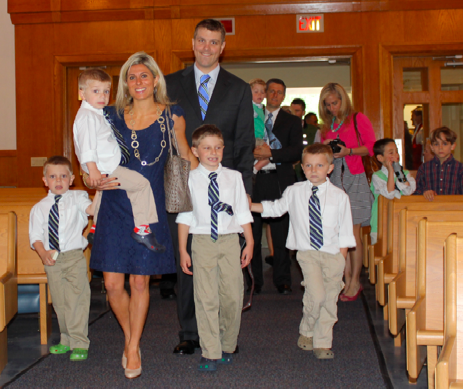 McClelland Family Photo