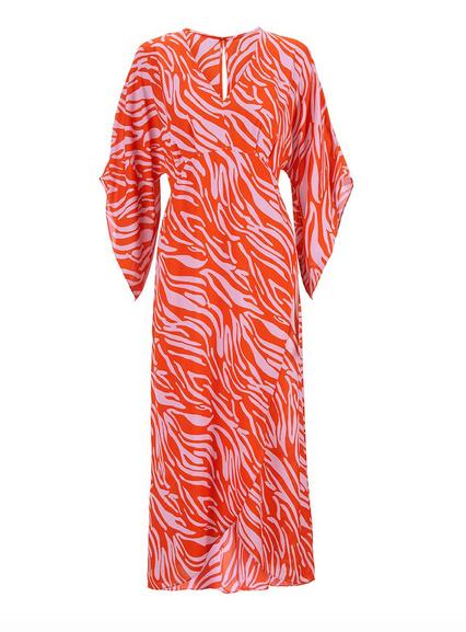 cabi Saunter Dress