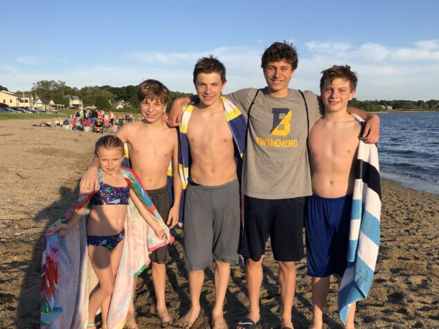 Fun at Home this Summer with Kids