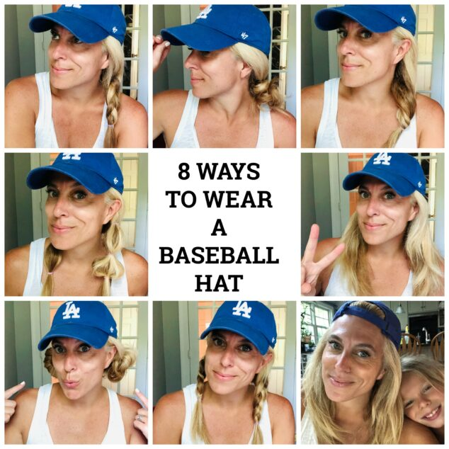 How to Wear a Baseball Hat with Long Hair