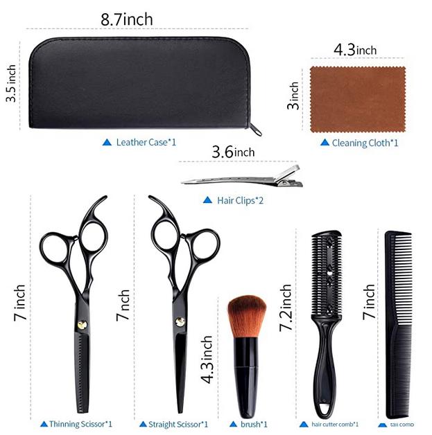 Best Hair Cutting Shears