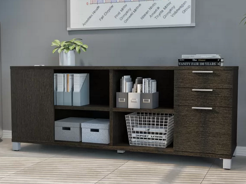 home office credenza