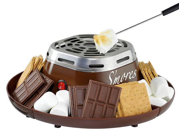 winter gifts s'mores gift set