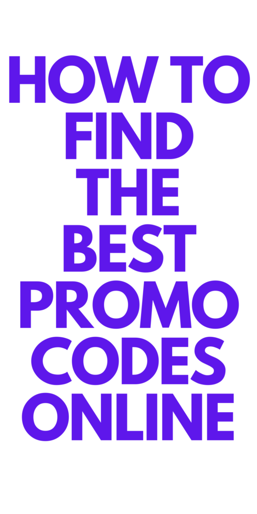How to find the best promo codes