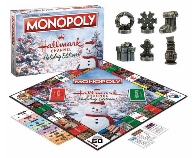 Monopoly Hallmark Game