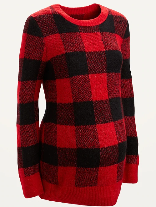 Maternity Christmas Sweaters