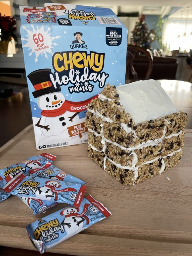 Quaker Chewy Holiday Minis