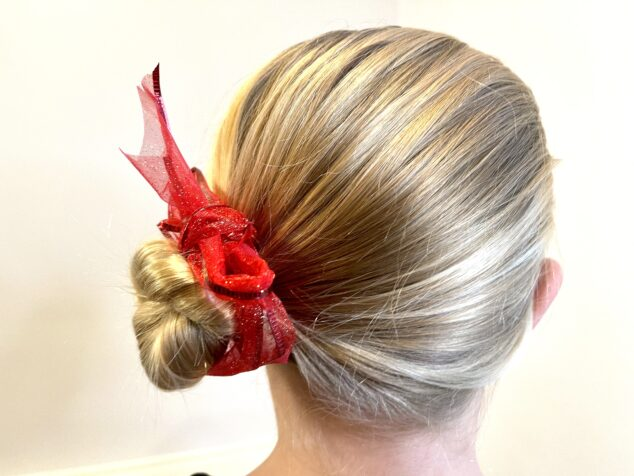 Easy Festive Hairstyles