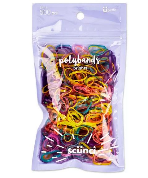 Small elastics for kids
