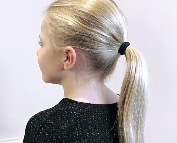 ponytail tutorial hairstyles