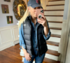 How to Style a Puffer Vest for Women