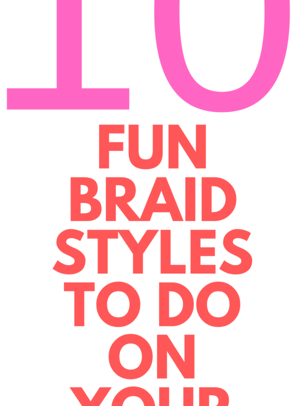 10 Braid Hairstyles for Kids