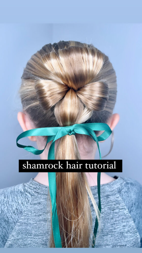 St. Patrick's Day Hairstyles