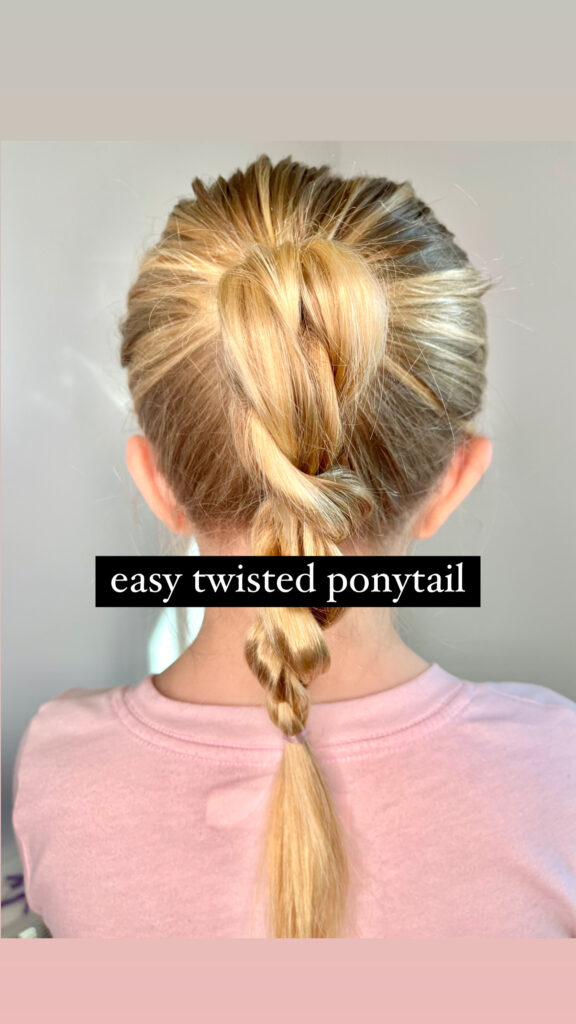 5 Simple Hairstyles for Moms