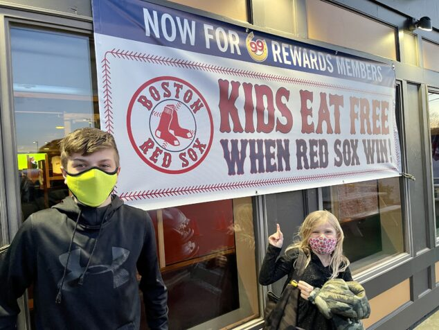 where can kids eat free?