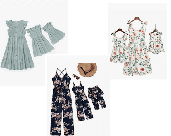 Mother's Day Looks for Moms and Daughters