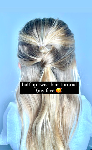 Twist Hairstyle To Do for Prom