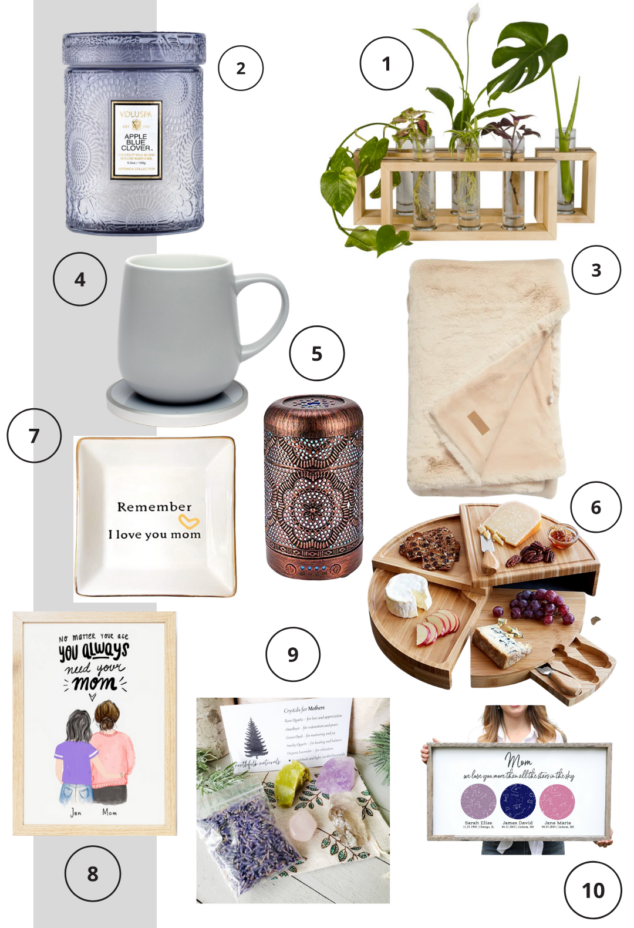 Mother's Day Gft Guide
