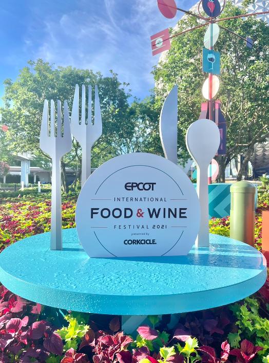 Epcot International Food & Wine Festival 2021