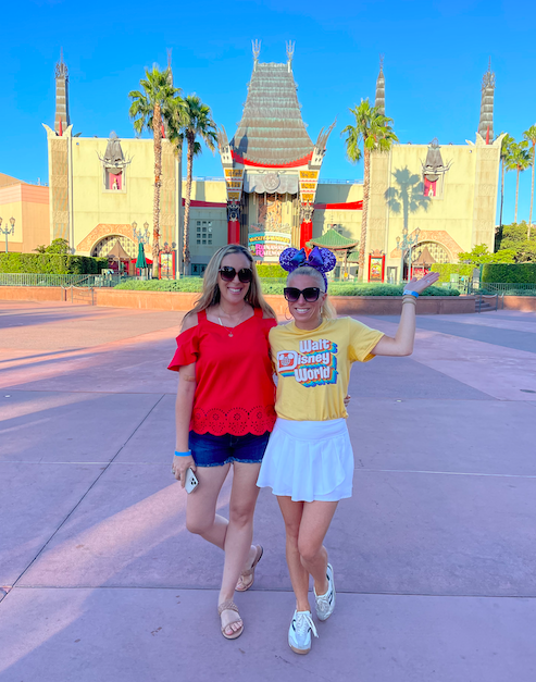 What to Wear to Hollywood Studios
