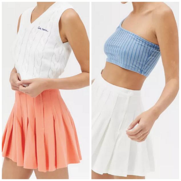 where to buy tennis skirts