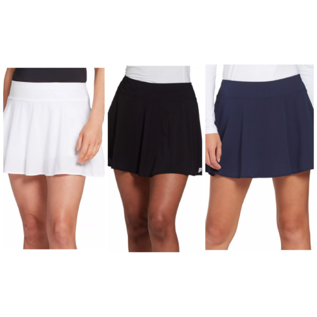 Where to shop for tennis skirts