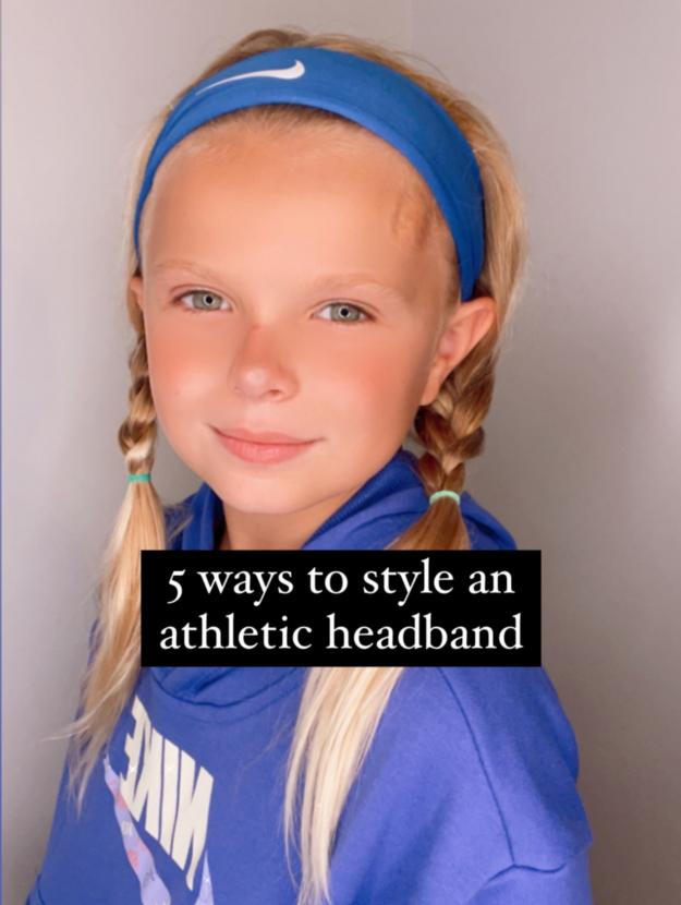 Cute Headband Hairstyles