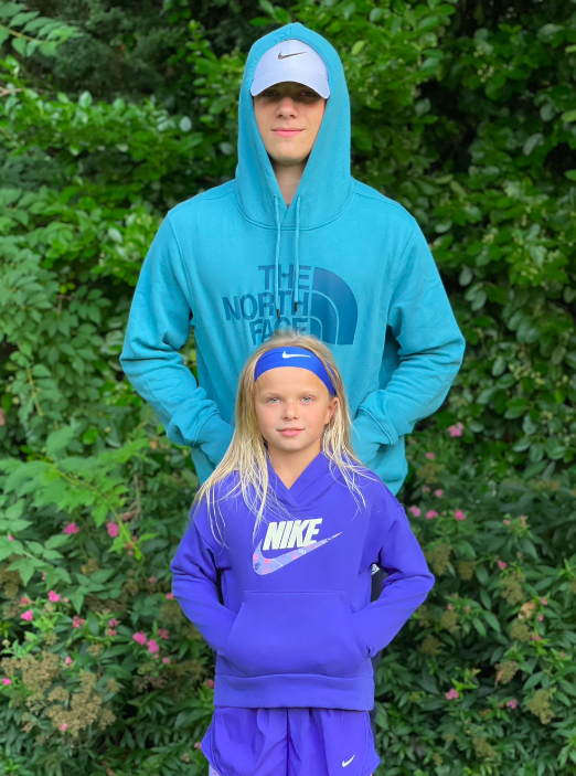 athletic styles for kids