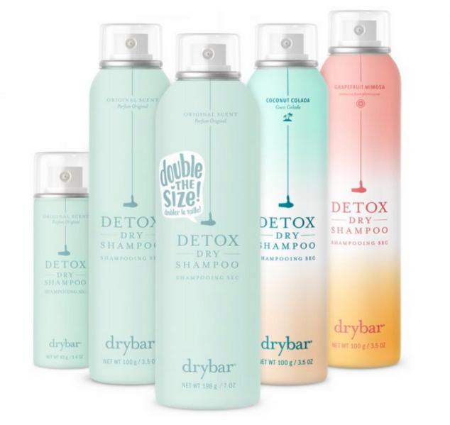 best dry shampoo for blonde hair