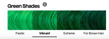 Best Green Hair Dye