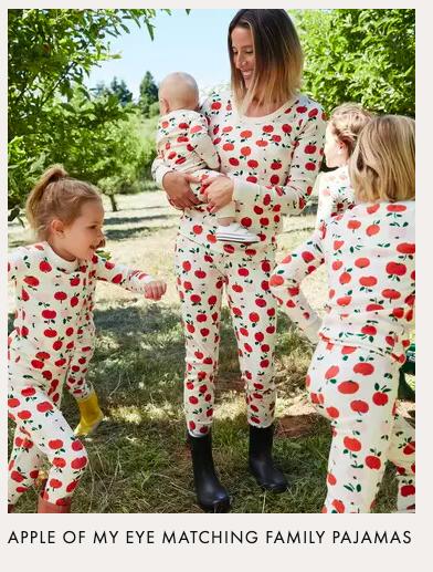 Hanna Andersson Family Pajamas