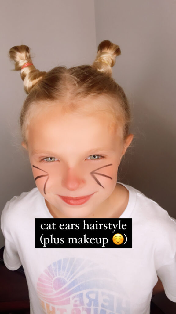 Animal Ears for Halloween