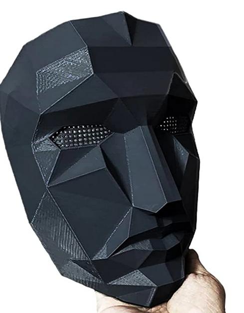 Masked Man Squid Game Mask 2021